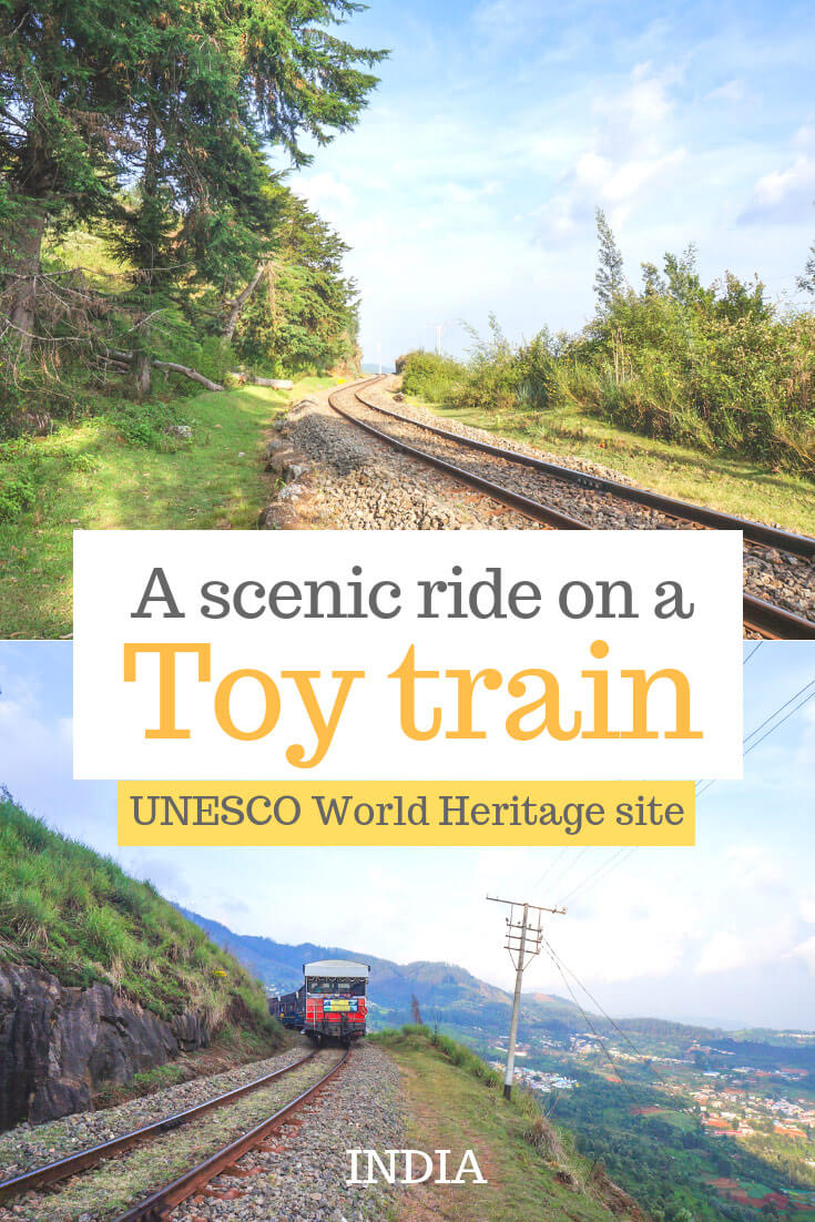 How to ride a toy train in Ooty? Booking the tickets, schedule, route, queues and other useful tips to include this experience into your South India travel itinerary.