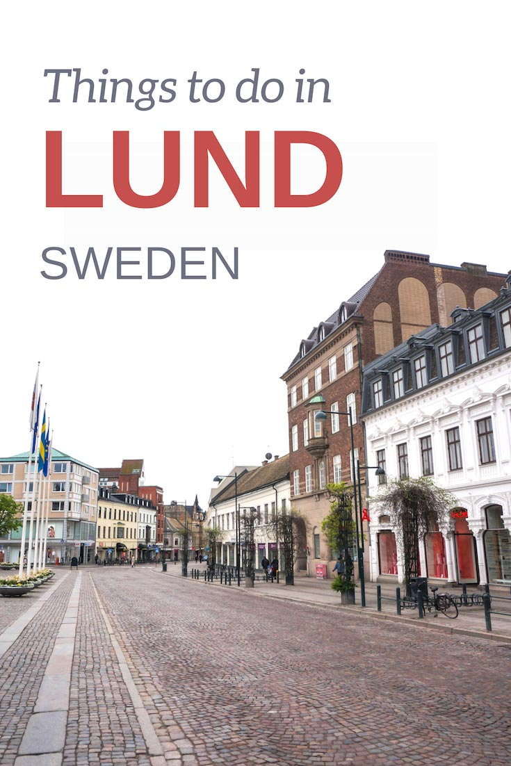 Things to do in Lund pin